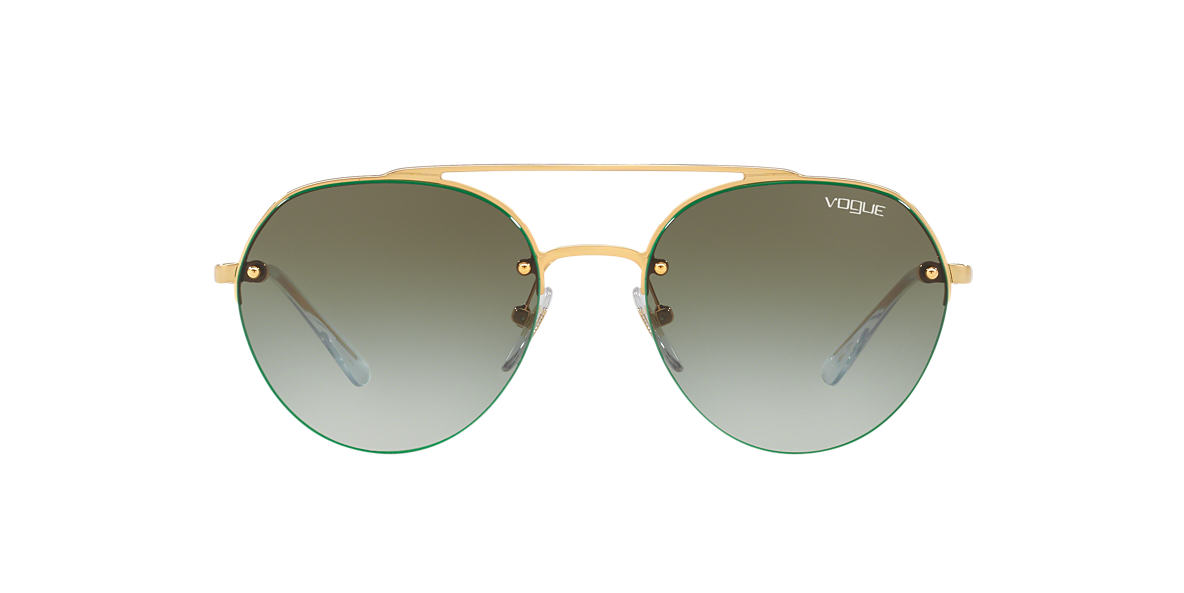 Rose Gold VO4113S Green  54