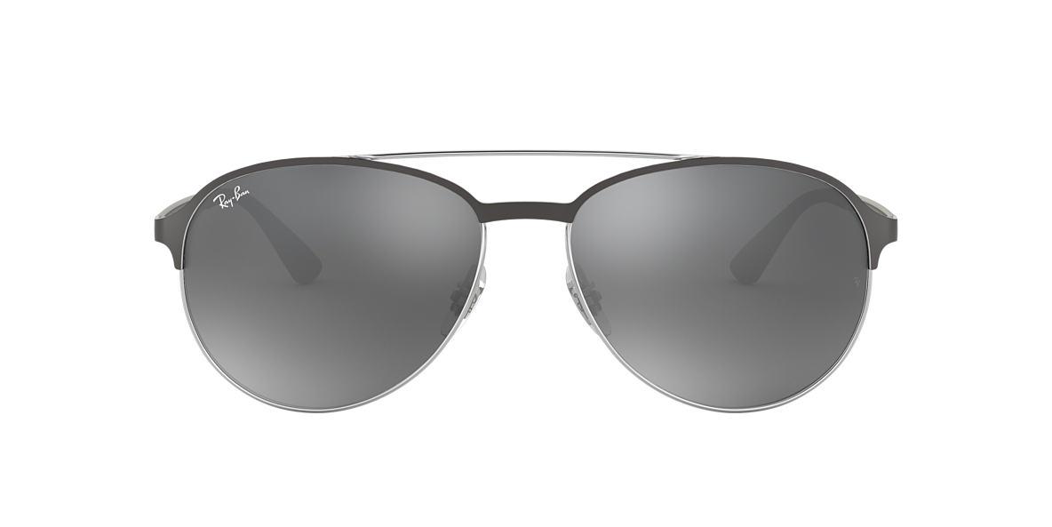 Grey RB3606 Grey-Black  59