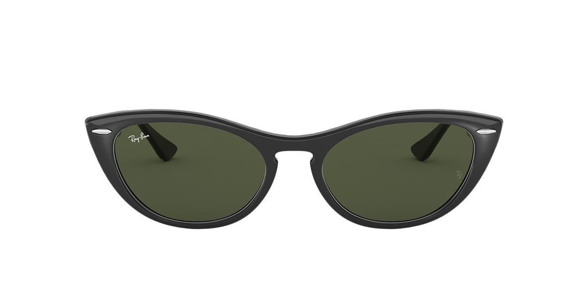 Black RB4314N NINA Green  54