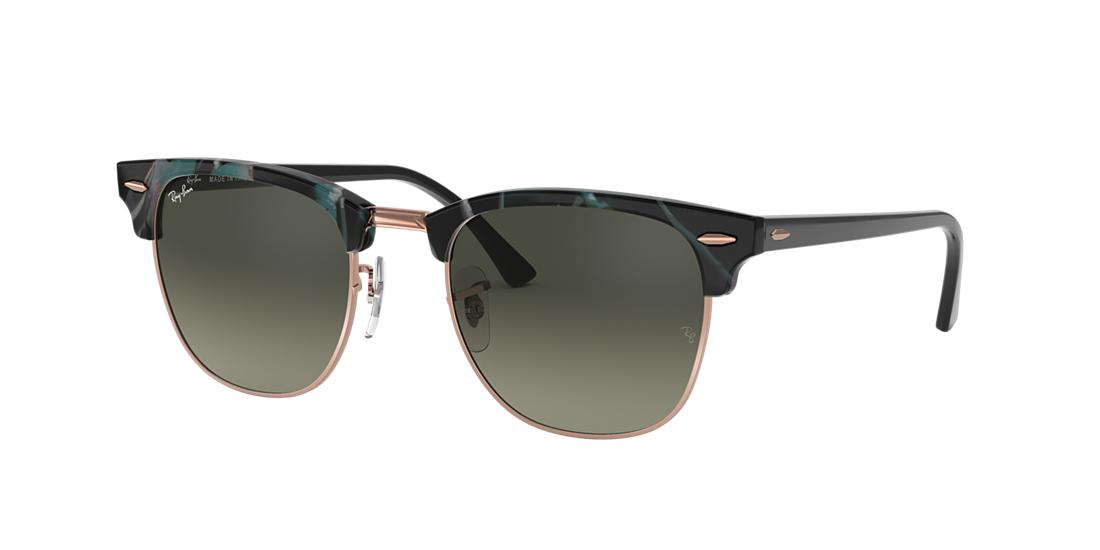 RAY BAN RAY BAN UNISEX  RB3016 CLUBMASTER FLECK