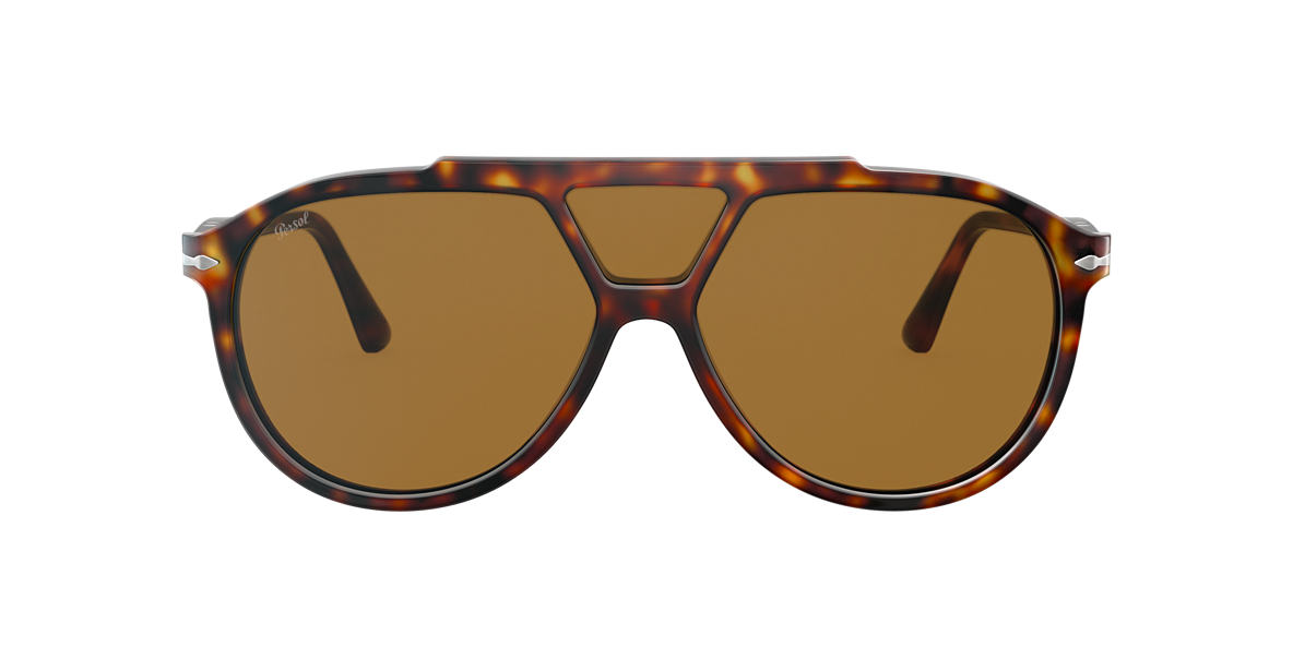 Tortoise PO3217S Brown  59