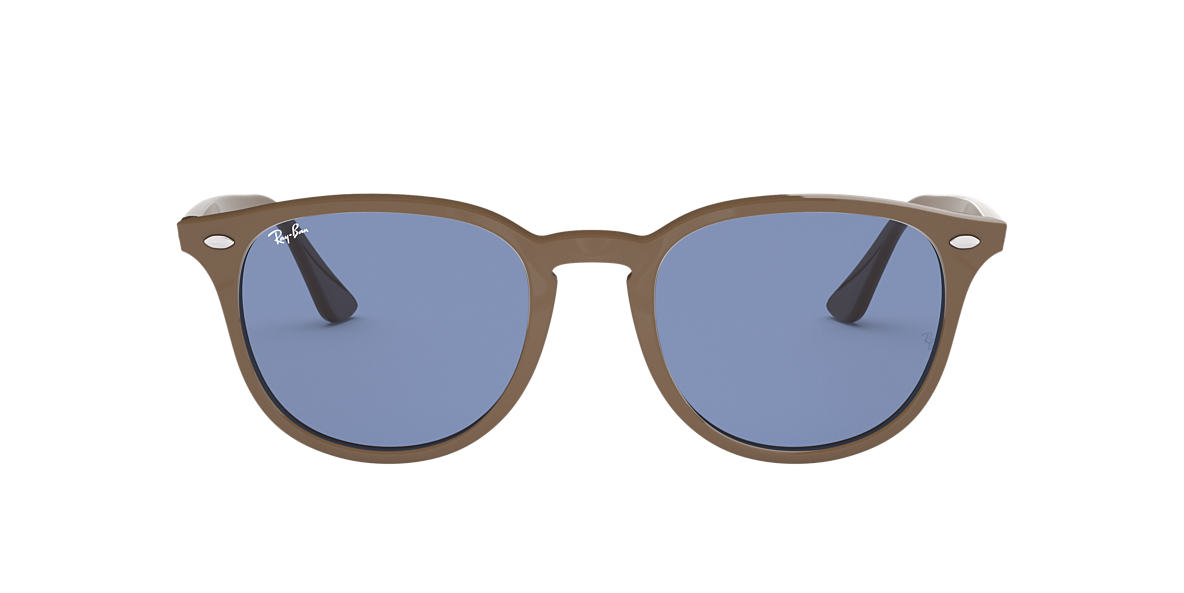 Brown RB4259 Blue Classic  51