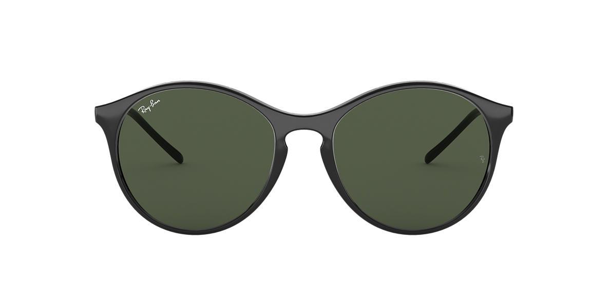Black RB4371 Green  55