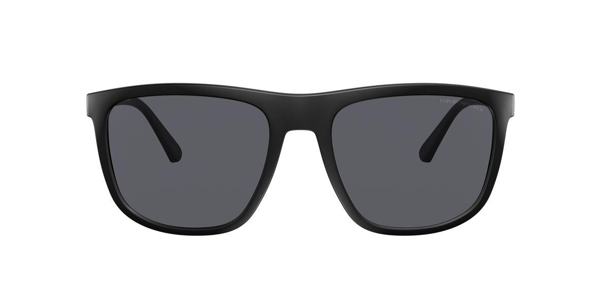 Negro EA4124 Grey-Black  57