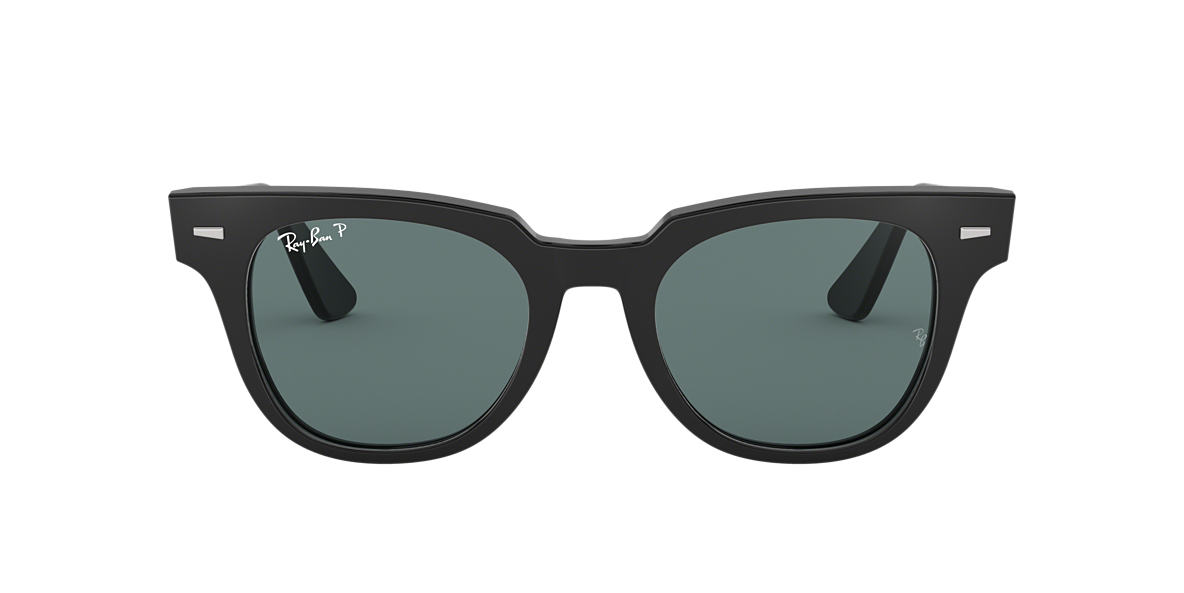 f47463e0d8e RAY-BAN Black RB2168 Polarized Grey Classic polarised lenses 50mm