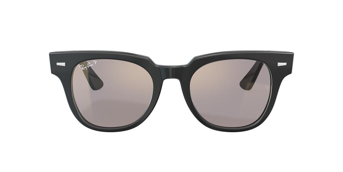 2bc3bac9c6 Ray-Ban RB2168 50 Grey-Black   Black Polarised Sunglasses
