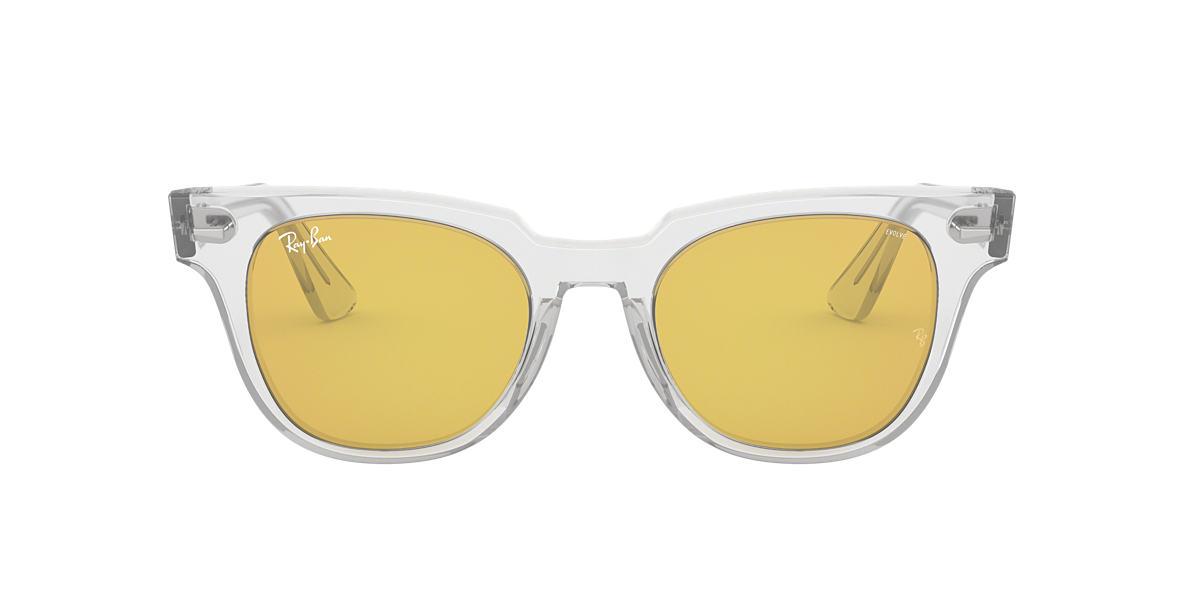 Transparent RB2168 Yellow Photocromic  50