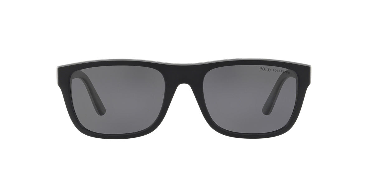 Black PH4145 Grey-Black  56