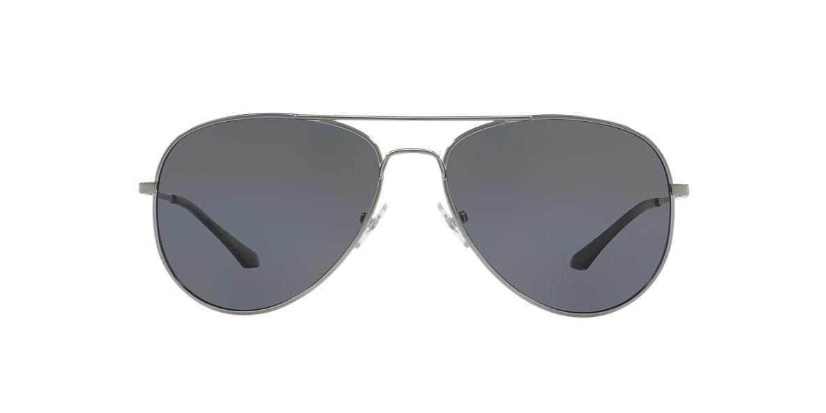 Gunmetal HU1001 Grey-Black  59