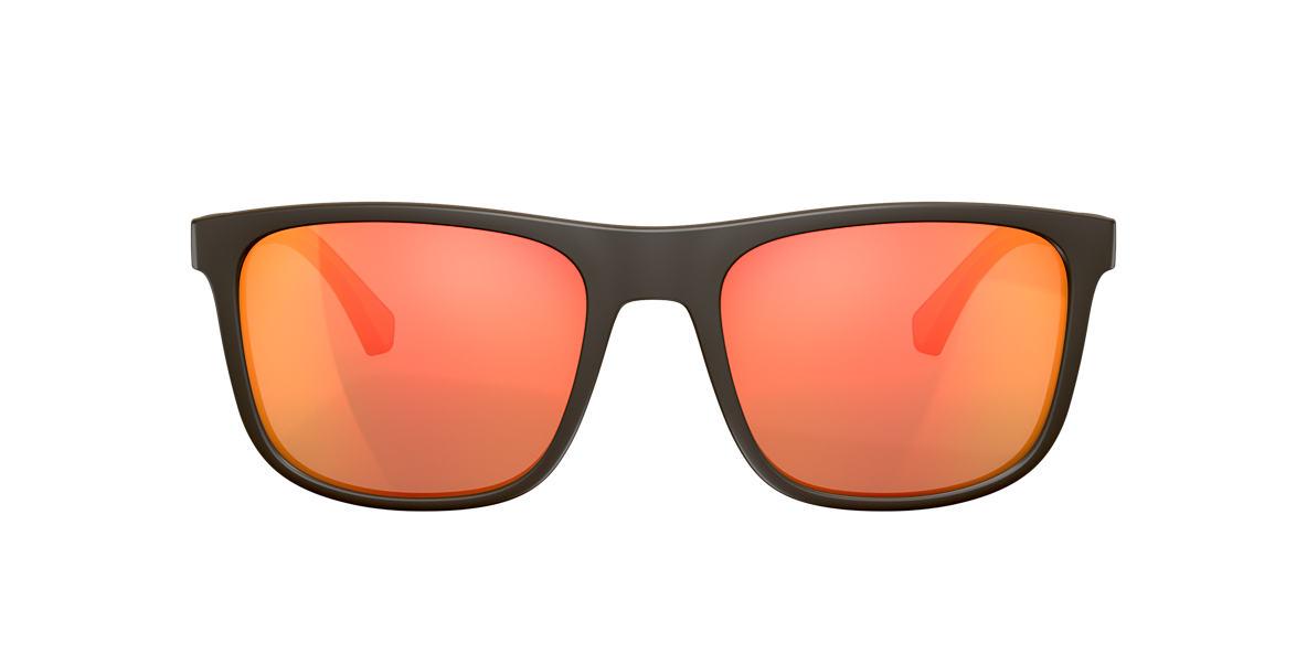 Brown EA4129 Red  56