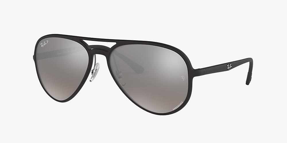 ray ban chromance polarized aviator