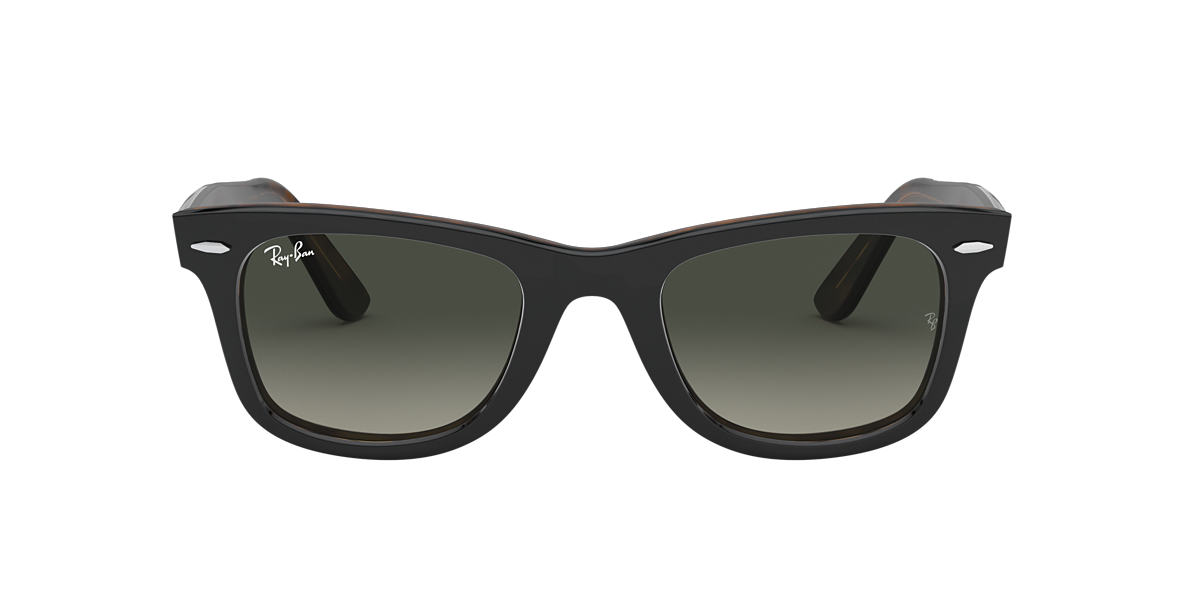 Gris RB2140 ORIGINAL WAYFARER COLOR MIX Grey-Black  50