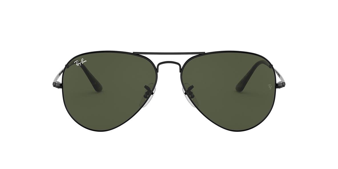 Black RB3689 EVOLVE Green  55
