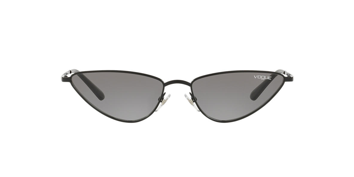 Black VO4138S Gigi Hadid x Vogue Eyewear Grey-Black  56