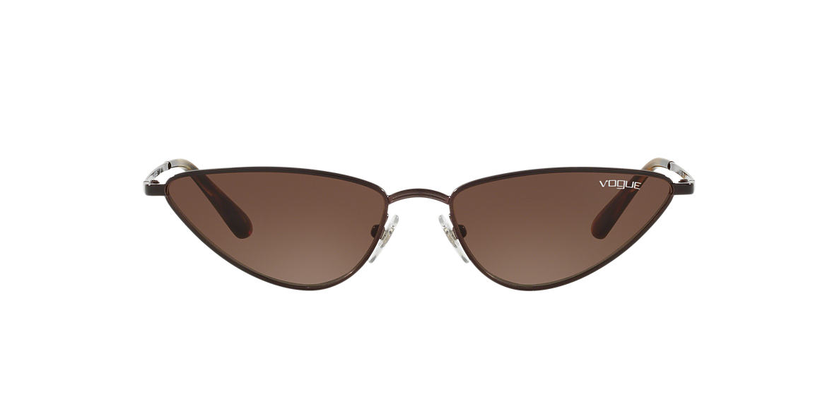 Brown VO4138S Gigi Hadid x Vogue Eyewear Brown  56