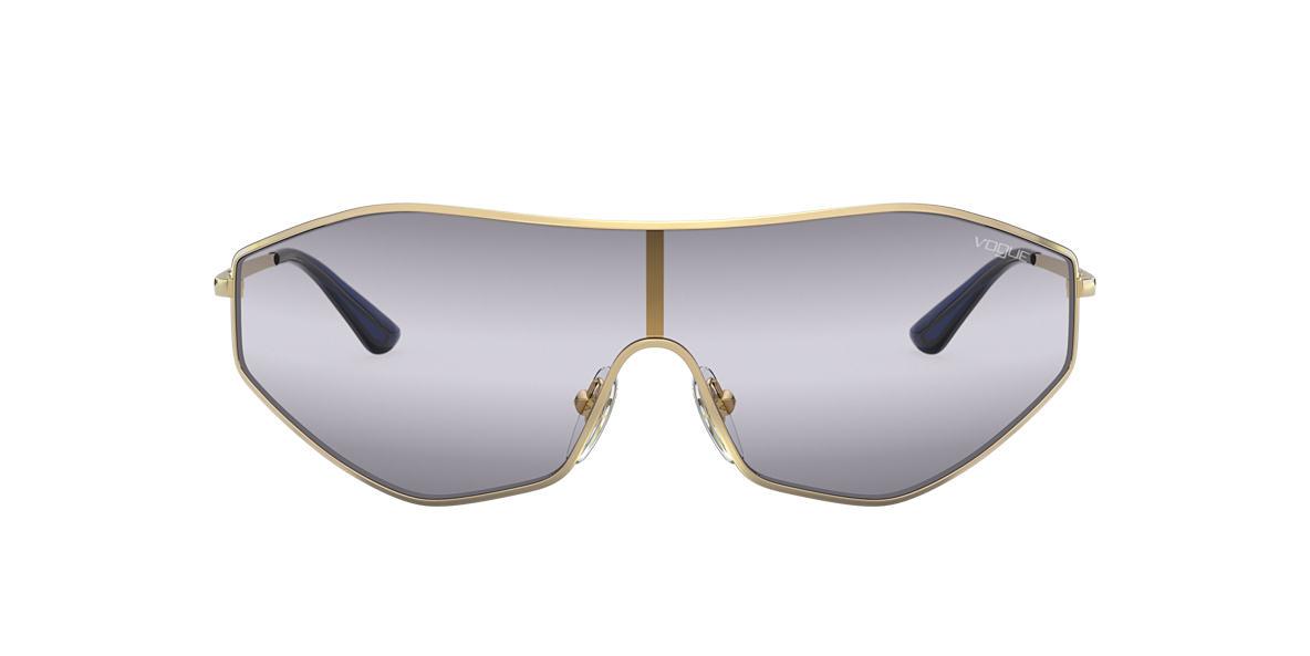 Gold VO4137S Gigi Hadid x Vogue Eyewear Pink  01