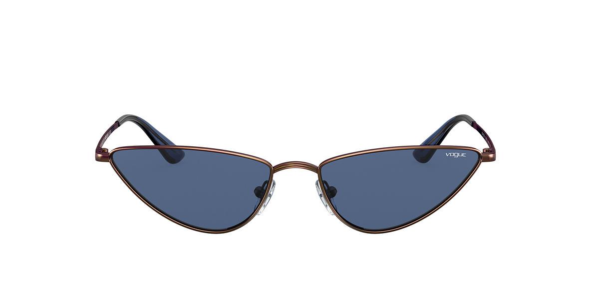 Bronze VO4138S Gigi Hadid x Vogue Eyewear Blue  56
