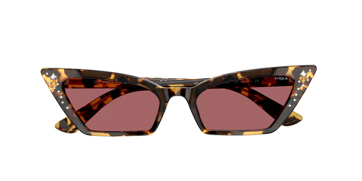 Yellow VO5282SB Gigi Hadid x Vogue Eyewear Violet  54