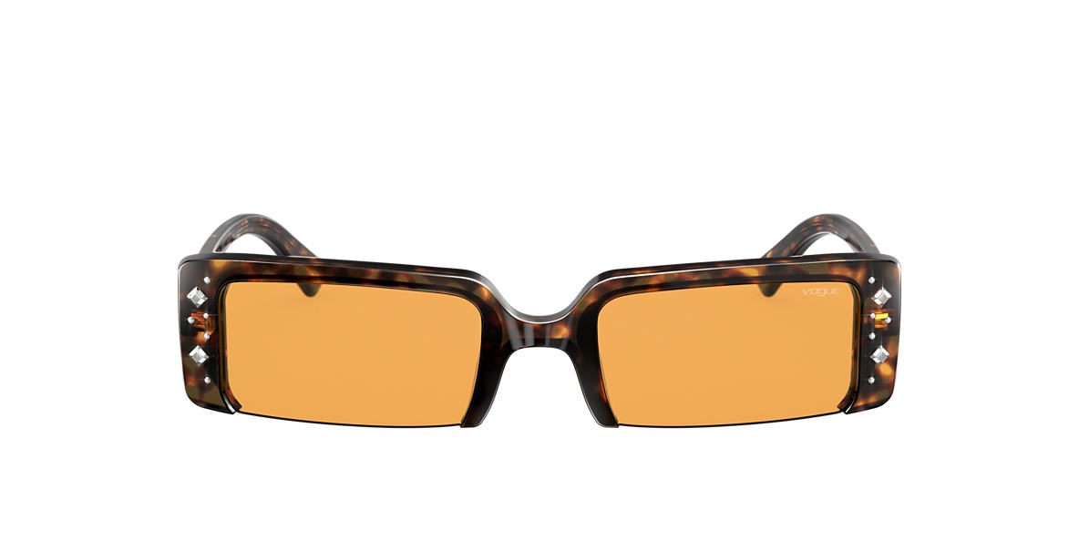 Tortoise VO5280SB Gigi Hadid x Vogue Eyewear Orange  57