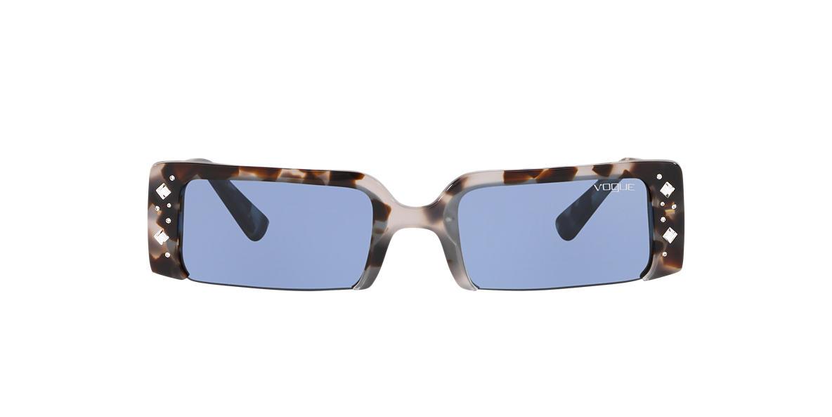 Tortoise VO5280SB Gigi Hadid x Vogue Eyewear Blue  57