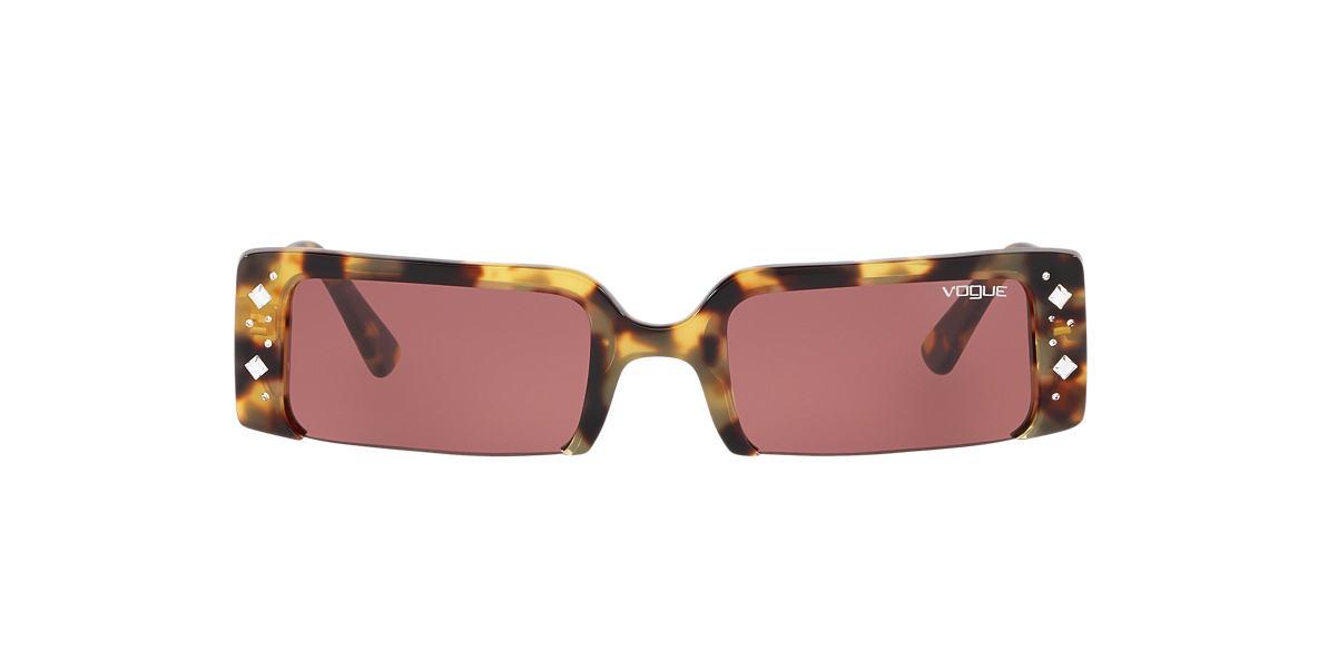 Tortoise VO5280SB Gigi Hadid x Vogue Eyewear Violet  57