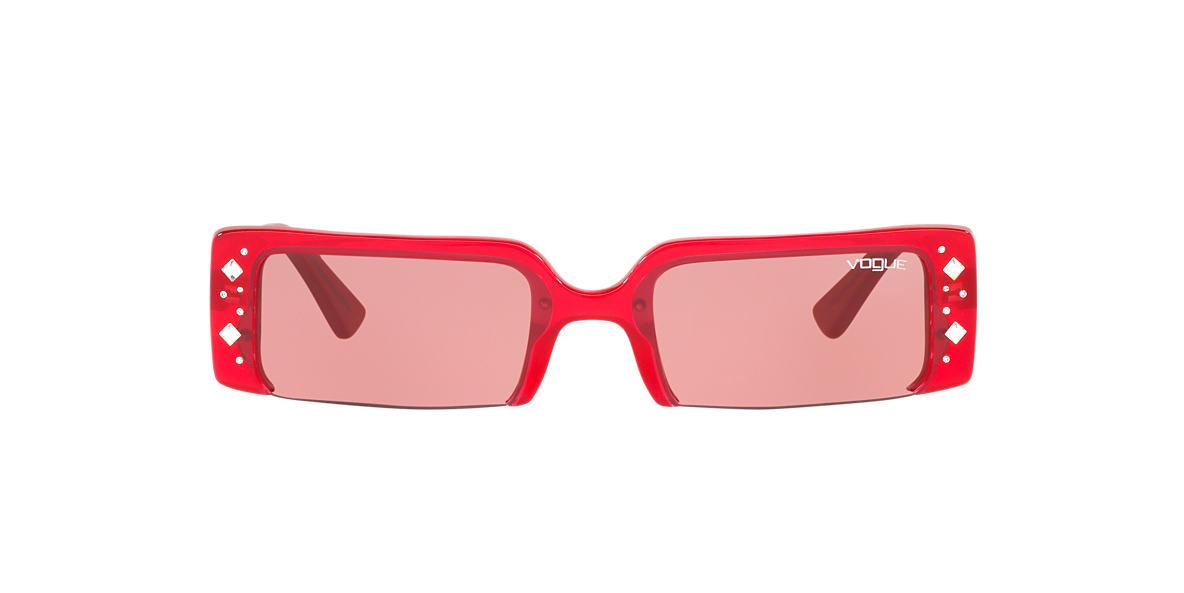 Red VO5280SB Gigi Hadid x Vogue Eyewear Pink  57