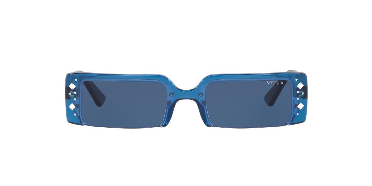 Blue VO5280SB Gigi Hadid x Vogue Eyewear Blue  57