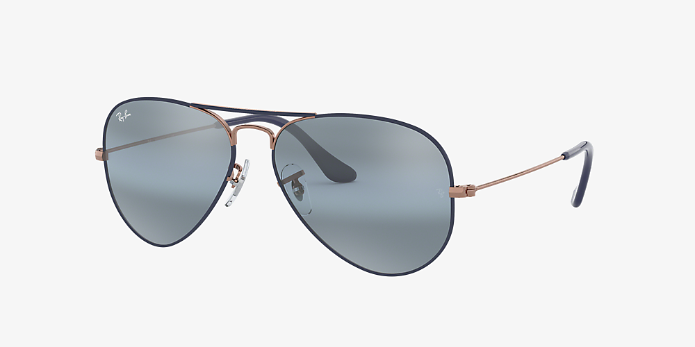 ray ban aviator mirror