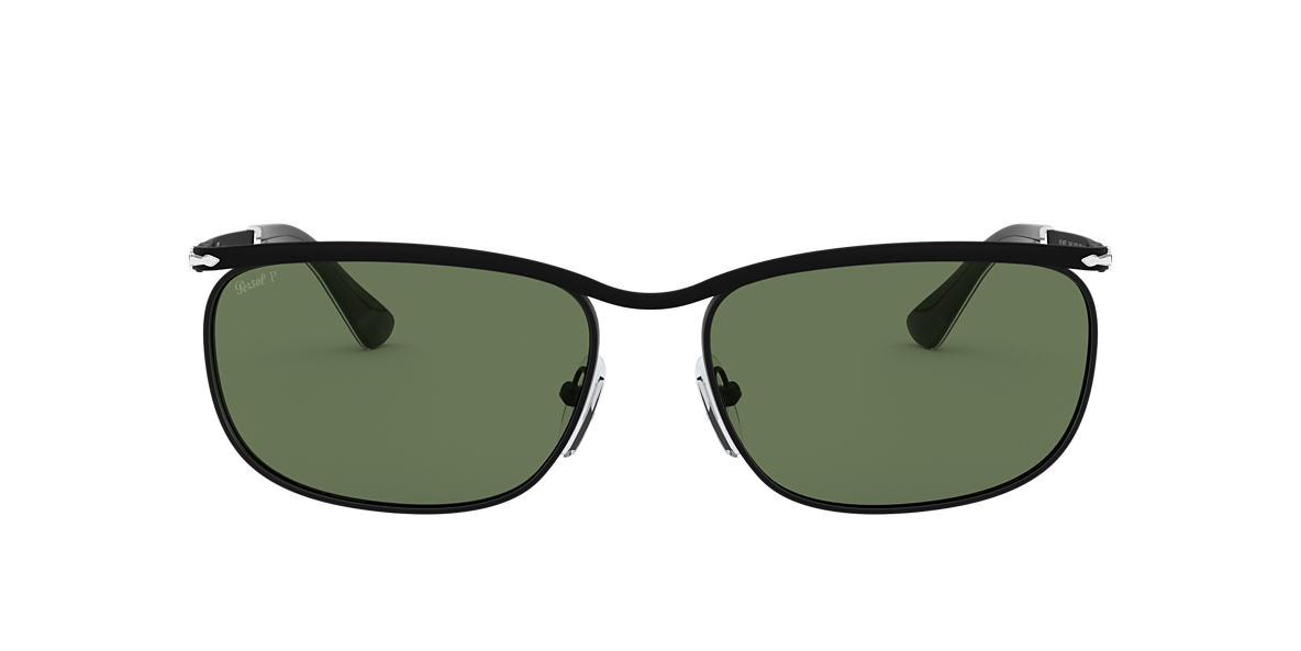 Black PO2458S Green  62