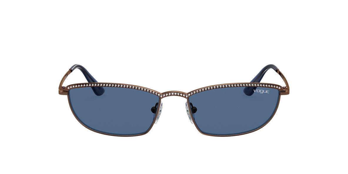 Cobre VO4139SB Gigi Hadid x Vogue Eyewear Azul  54
