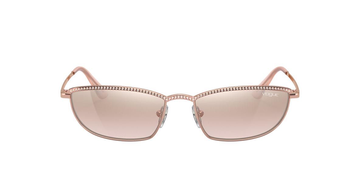 Pink VO4139SB Gigi Hadid x Vogue Eyewear Silver  54