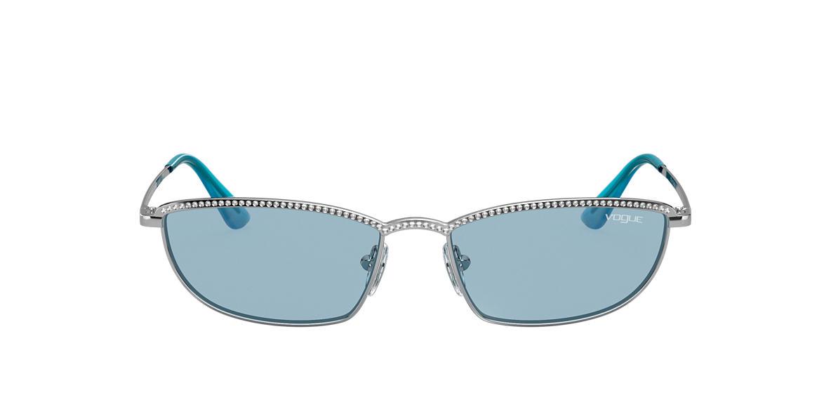 Silver VO4139SB Gigi Hadid x Vogue Eyewear Blue  54