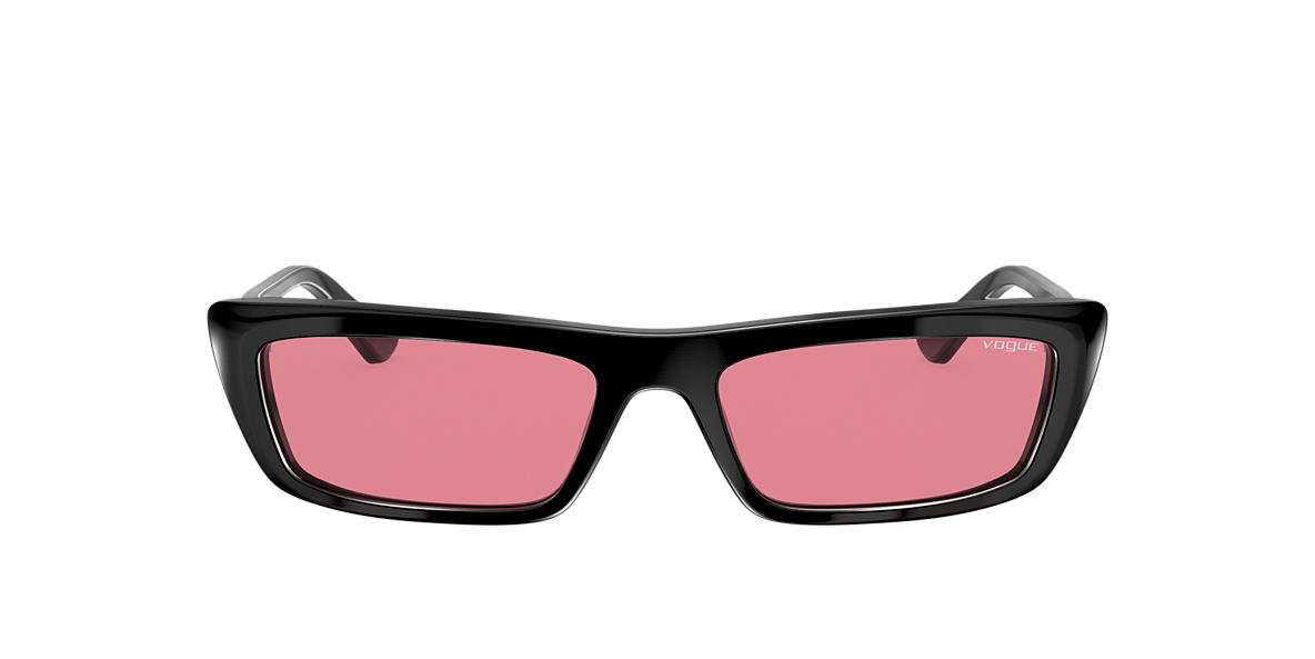 Schwarz VO5283S Gigi Hadid x Vogue Eyewear Pink  54