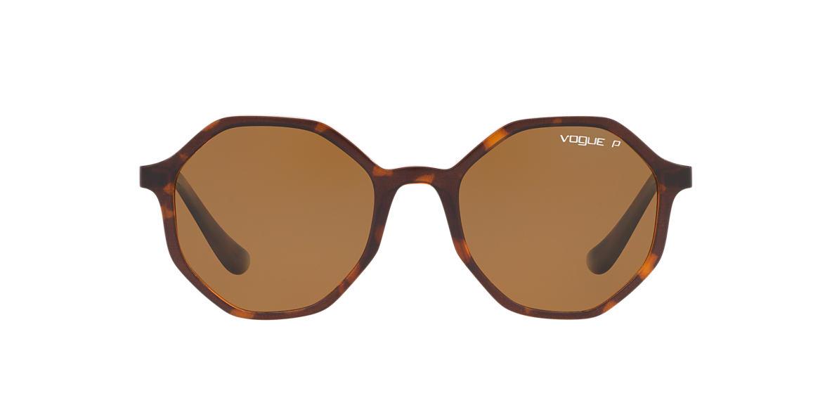 Tortoise VO5222S Brown  52