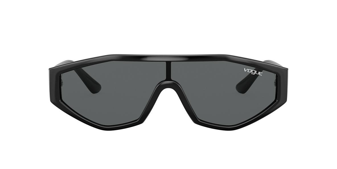 Black VO5284S Gigi Hadid x Vogue Eyewear Grey-Black  01
