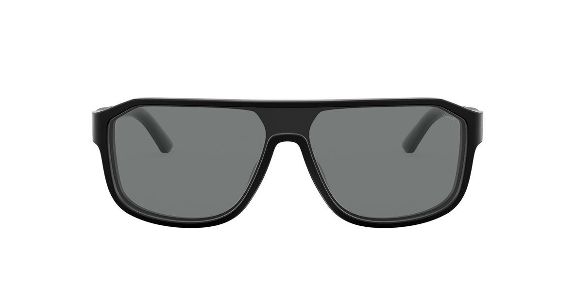 Matte Black SH5025 Grey-Black  FA