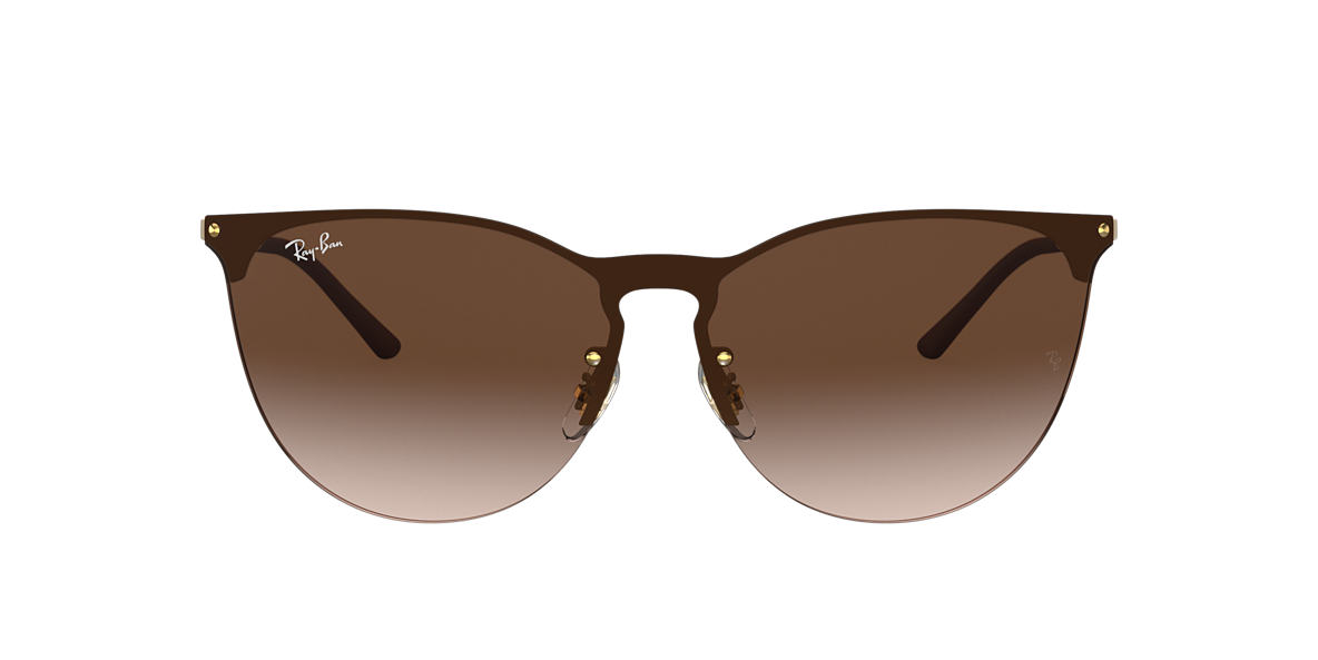 Gold RB3652 Brown  01