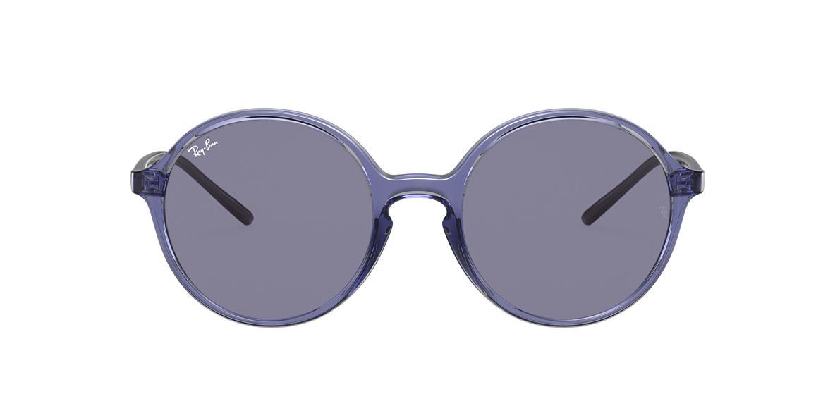 Transparente RB4304 Azul  53
