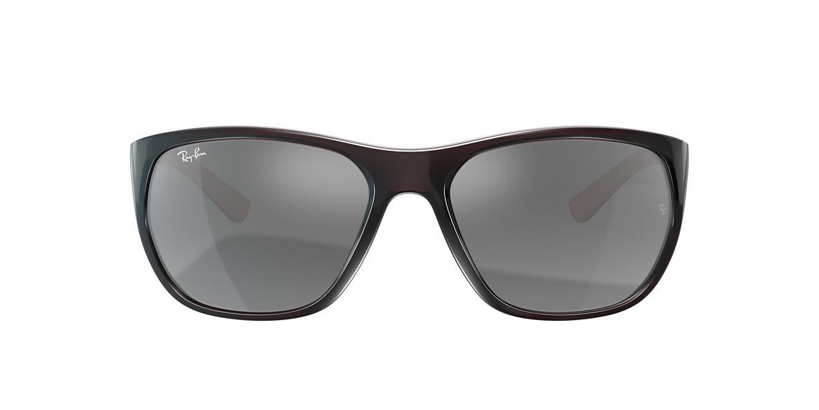Transparent RB4307 Grey-Black  61