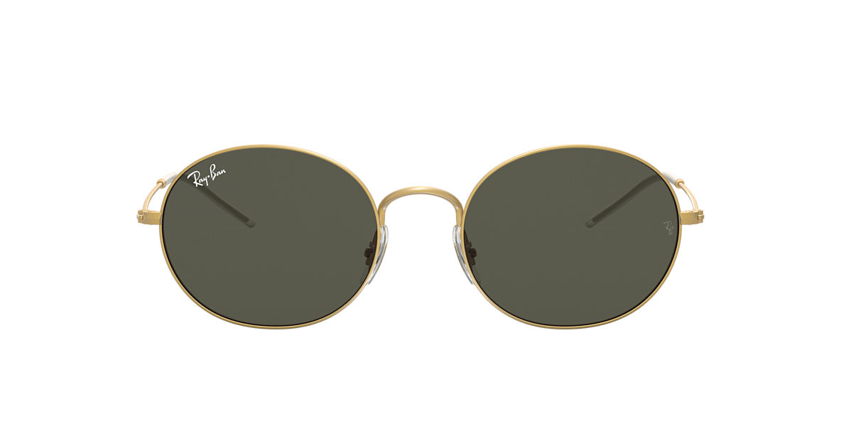 Gold RB3594 RAY-BAN BEAT Green  53