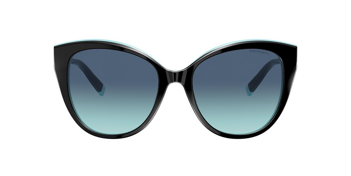 Black TF4166 Tiffany T Blue Gradient