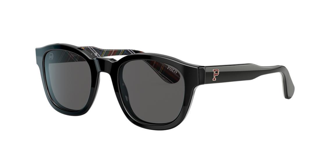 Polo Ralph Lauren Man  Ph4159 In Grey-black