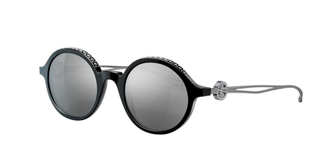 Giorgio Armani Woman  AR8127B -  Frame color: Black, Lens color: Grey-Black
