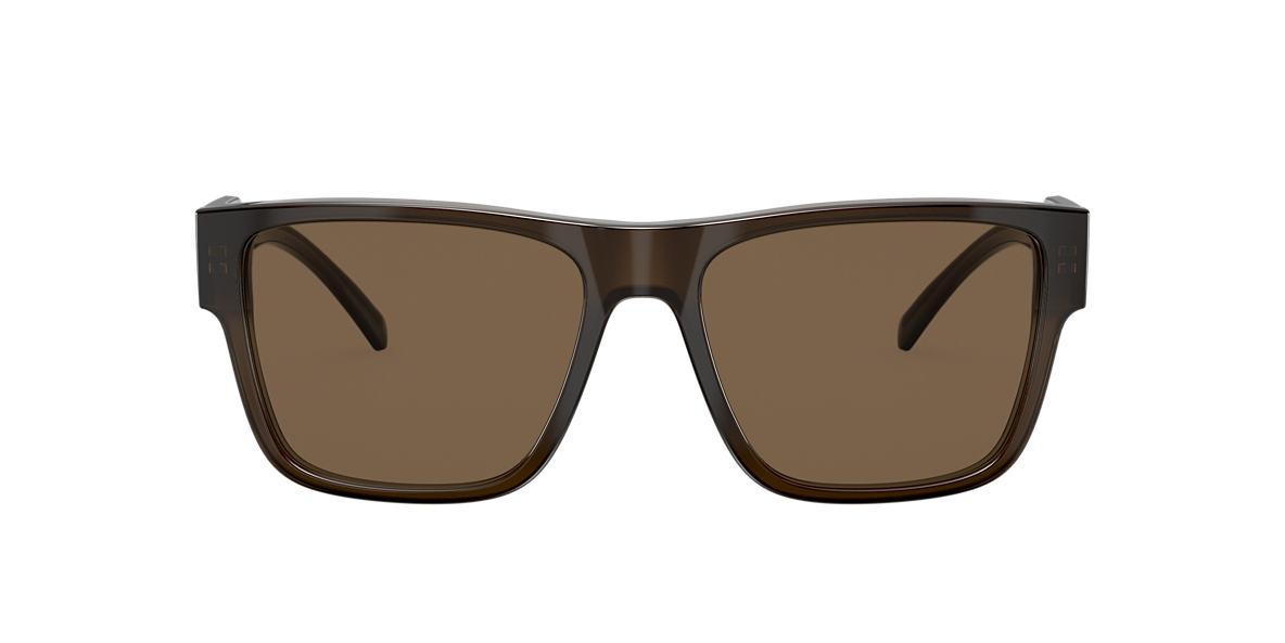 Green VE4379 Brown