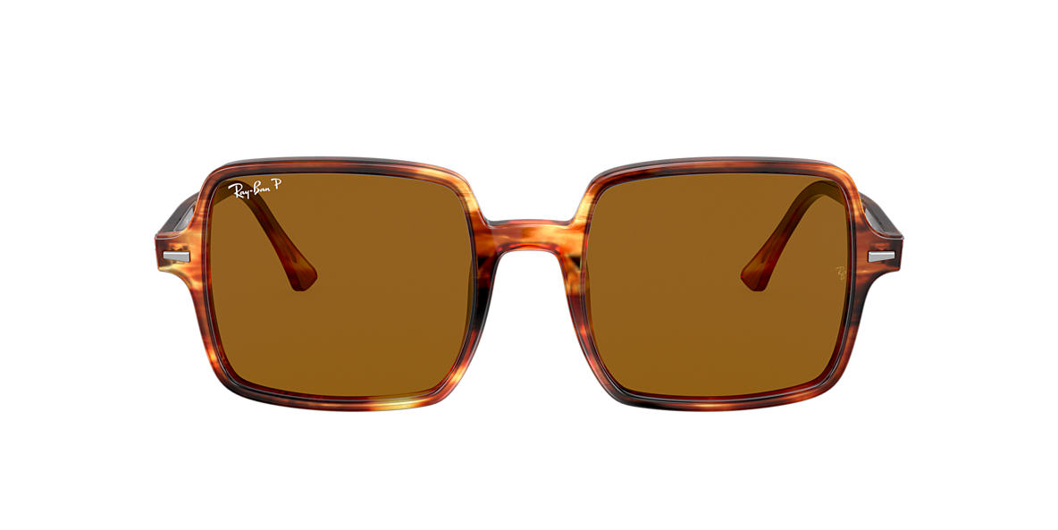 Tortoise RB1973 SQUARE II Brown  53