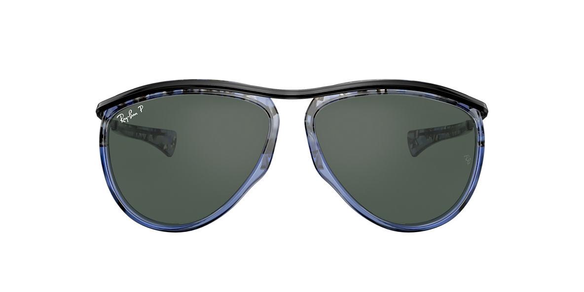 Tortoise RB2219 AVIATOR OLYMPIAN Blue  59