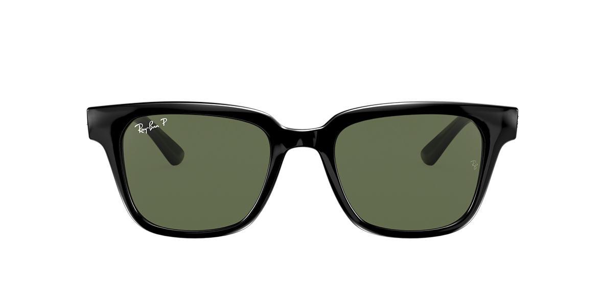 Black RB4323 Green  51