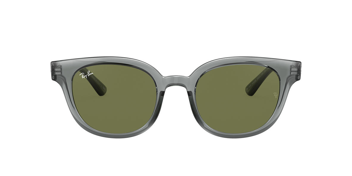Grey RB4324 Green  50