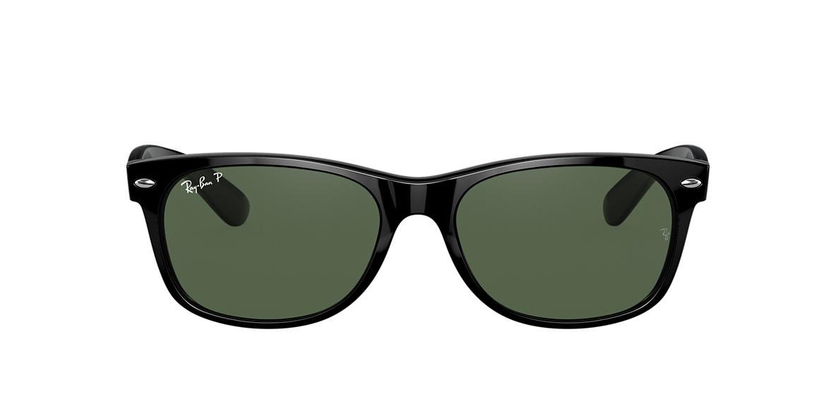Black RB2132 MICKEY J19 Green  55