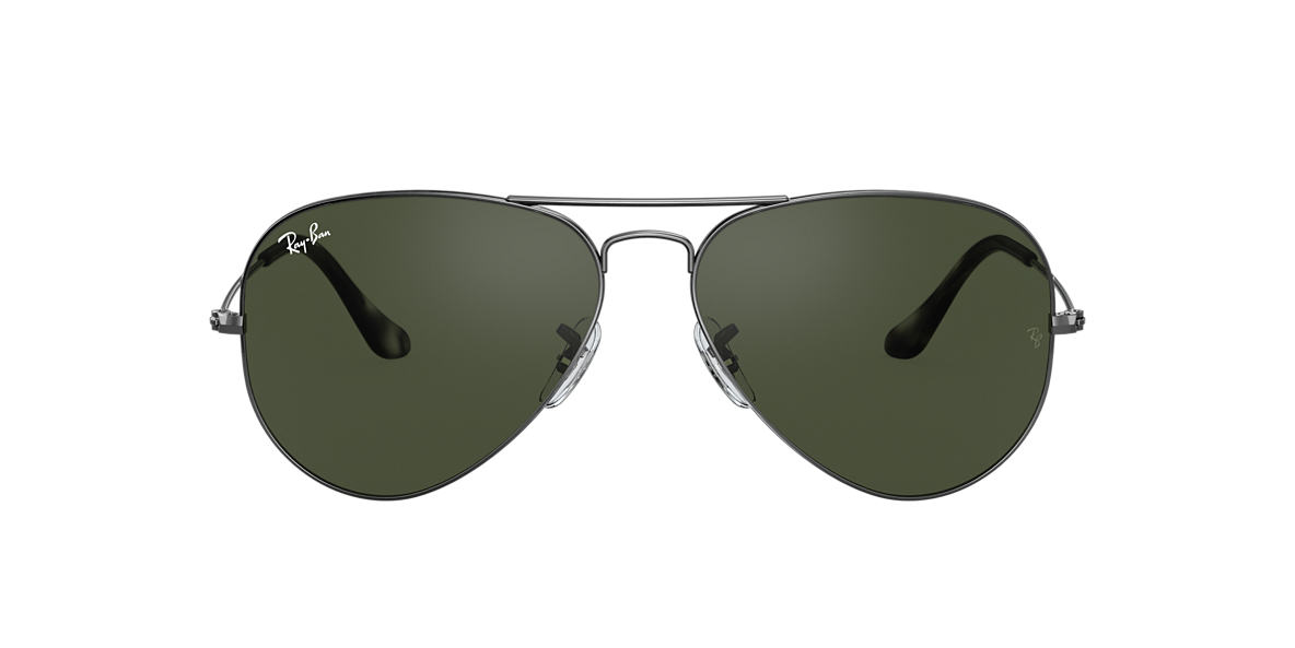 Grey RB3025 AVIATOR CLASSIC Green  62